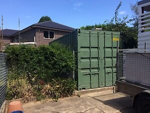 Shipping container Baulkham Hills The Hills District Preview