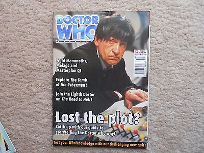 DR WHO MAGAZINE ../././