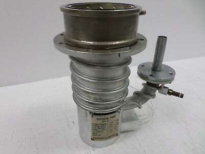 Daiavac Limited X10 Torr High Vacuum 570 Lsec Diffusion Pump Dpf-4z