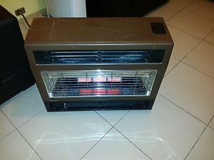 Rinnai gas heater natural gas Hinchinbrook Liverpool Area Preview