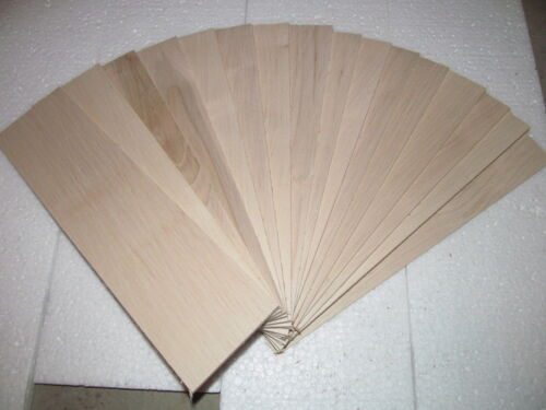 Packages of Kiln Dried Premium Maple Thin Lumber