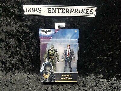 Batman The Dark Knight Batman & Two-Face 2-Pack 4 inch Action Figures bat-4