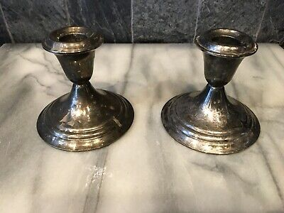 Essex looks like Chateau Rose Gorham Silverplate 4 PIECE PLACE SETTING 1980