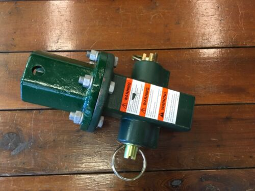 """Hubbell Chance locking dog assembly with 2.5"""" kelly bar adapter..EXCELLENT!!!!"""