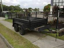 tandem 2.6T small plant or mowing trailer unreg Capalaba Brisbane South East Preview