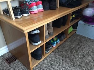 Hand made Tv stand
