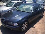 1999 BMW 323Ci Auto Coupe REG & RWC Oakleigh East Monash Area Preview