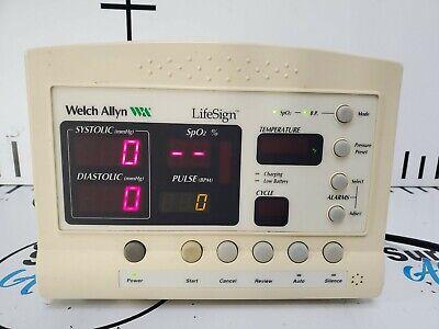 Welch Allyn Lifesign 52000 Series Monitor