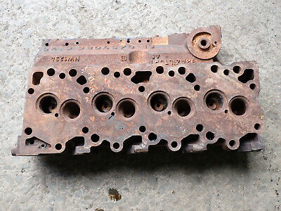 Cummins 4b 4bt 3.9l Cylinder Head 3904570 Case 4t-390 Backhoe Dozer 550g 590 580