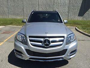 2013 Mercedes Glk250 bluetec
