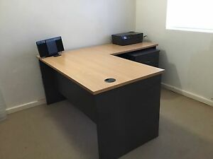 Office Furniture Package. -   as new Parap Darwin City Preview