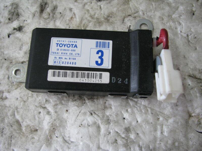 LEXUS LS430  WIRELESS DOOR RECEIVER CONTROL UNIT MODULE ECU 89741-50400 2002