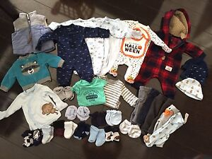Baby clothes - newborn collection