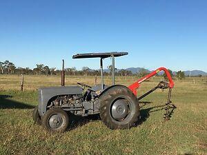 TE20 Tractor Rockhampton Rockhampton City Preview