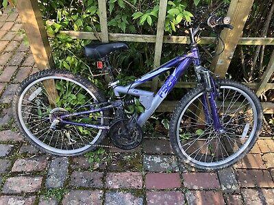 Apollo FS.24 Childs' mountain bike  - purple