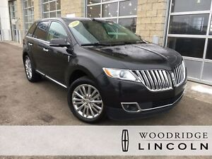 2014 Lincoln MKX ACCIDENT FREE, REVERSE CAMERA, HEATED SEATS