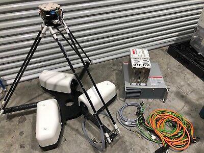 Codian Robotics Ug D4 Xl Pick Place Robot With Beckhoff Servo Driver And C5102