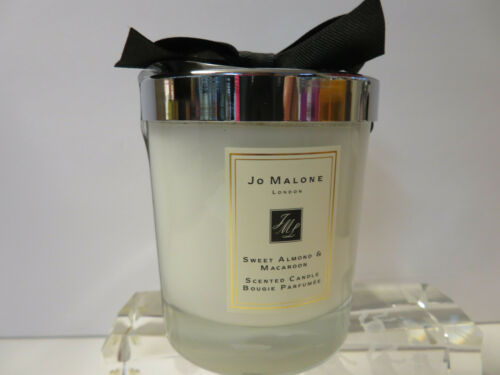 1  x SWEET ALMOND &  MACCAROON     By Jo Malone  Candle Scents Candle .2.5 in