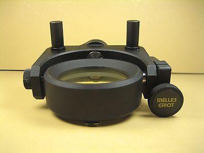 Melles Griot Gimble Lensmirror Mount 2 Lens