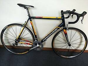 Large Cannondale CAAD8 Road Bike 10 Speed Dura Ace