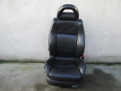 LEDER Sportsitz vorne VW Golf 4 Bora Beifahrersitz schwarz Ausstattung , gebraucht gebraucht kaufen  Deutschland