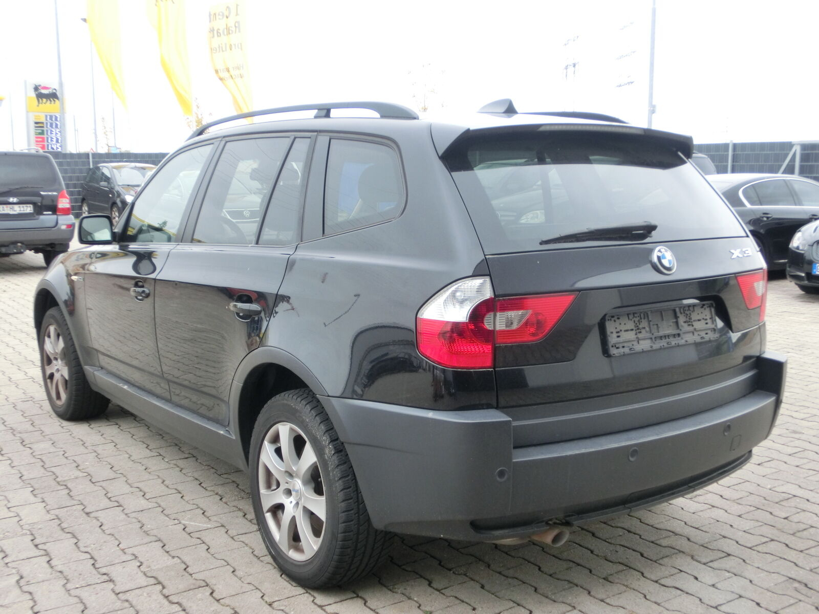 Cable Loom Door and Window Regular Left Front for BMW X3 E83 04 06