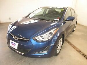 2016 Hyundai Elantra GL- ONLY 45K! HEATED SEATS! BLUETOOTH! AC!