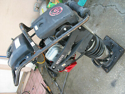 2016 Pneumatic Ms695 Rammer Jumping Jack Tamper Compactor Honda