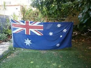 SEWN AUSSIE FLAG Bondi Beach Eastern Suburbs Preview