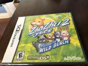 Nintendo DS Zhu Zhu Pets 2 (sealed!)