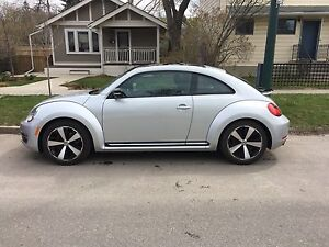 2012 Volkswagen Beetle 2.0 Turbo