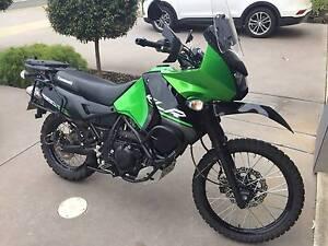 2015 KLR650 Kawasaki Strathalbyn Alexandrina Area Preview