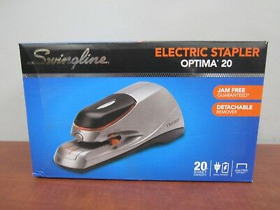 Swingline Optima 20 Electric Stapler 20 Sheet Capacity 48208 29f