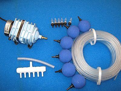 Eisfreihalter und Teichbelüfter ACO-208 18 Watt Set-2
