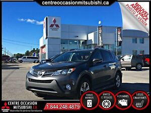 Toyota RAV4 2015 XLE AWD TOIT-OUVRANT + MARCHE-PIEDS