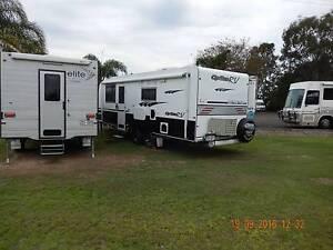 Motorohome,campervan,caravan,storage outside on good solid grd. Lowood Somerset Area Preview