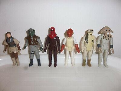 Vintage Star Wars Figures Job Lot Bundle