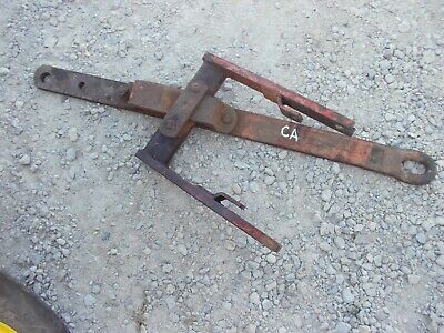 Allis Chalmers Ca Tractor Ac Snap Coupler Drawbar Hitch