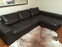 Jasper Sofa Leather King Furniture Annandale Leichhardt Area Preview