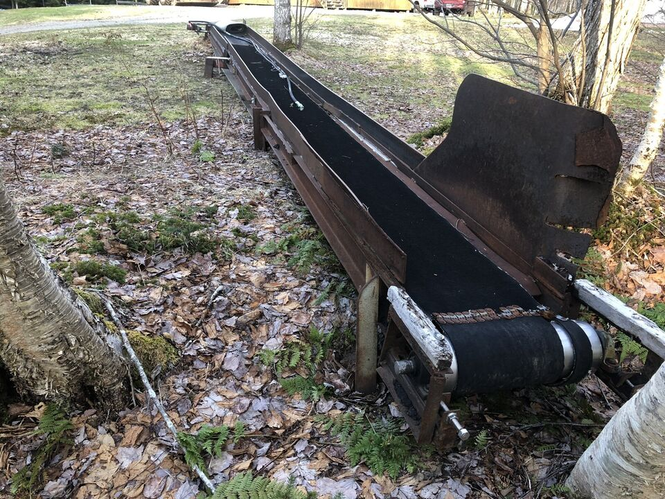 FOR SALE 20FT WOOD OR ROCK CONVEYOR | Farming Equipment | Cape