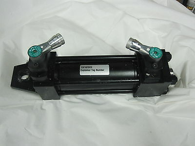 Parker Sb2hus19a Hydraulic Cylinder 2h Series 02.00 5.000 New