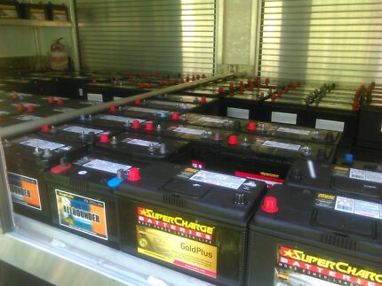 Reconditioned Car Batteries Brisbane