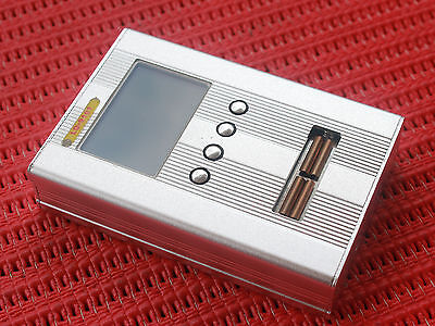 Digital Bridge Lcr Metetr Resistor Inductance Capacitance Tester Kelvin Clip