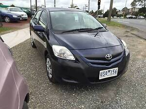 2007 Toyota Yaris Sedan Ferntree Gully Knox Area Preview