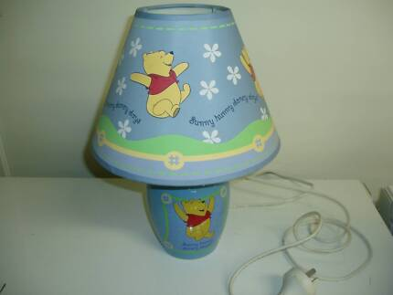 Winnie the Pooh Table Lamp Pomona Noosa Area Preview