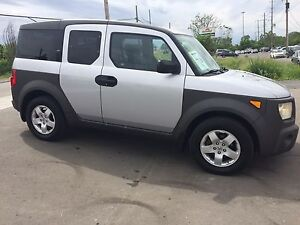 2003 Honda Element automatic 2.4L