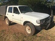 80 Series dual cab land cruiser Manjimup Manjimup Area Preview