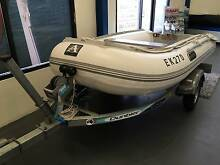 Aristocraft RIB w/Torqeedo Electric outboard Fremantle Fremantle Area Preview