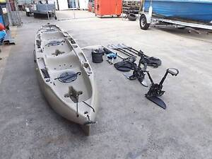 Hobie 3.8mt Mirage Outfitter Fishing orientated Kayak package Mona Vale Pittwater Area Preview