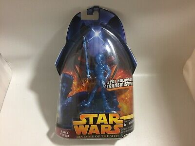 STAR WARS REVENGE OF THE SITH JEDI HOLOGRAM TRANSMISSION #67 AAYLA SECURA